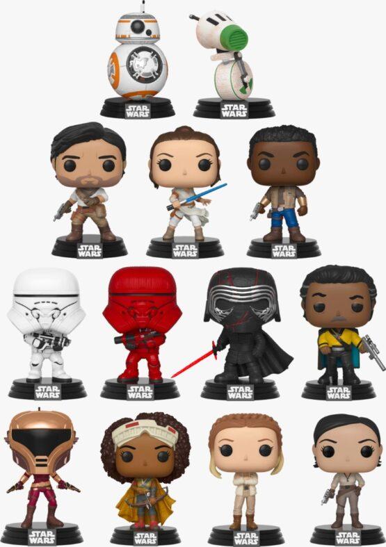 Funko Pop Star Wars Figuras Coleccionables 16