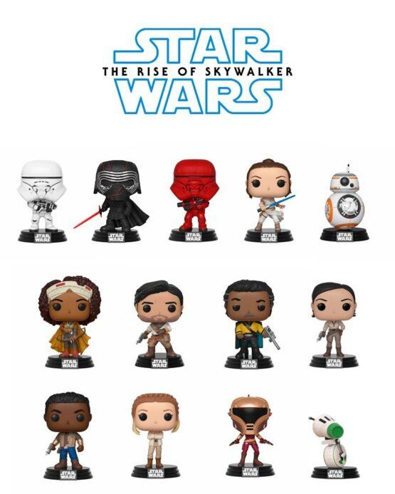Funko Pop Star Wars Figuras Coleccionables 1