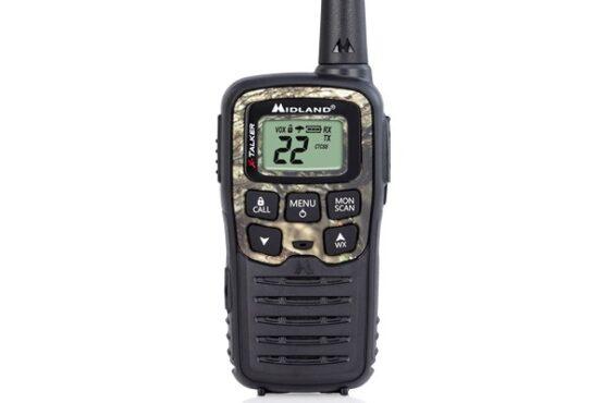 2 Radios Walkie Talkie Midland 22 Canales T55 3