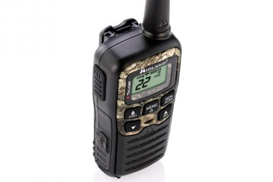 2 Radios Walkie Talkie Midland 22 Canales T55 5