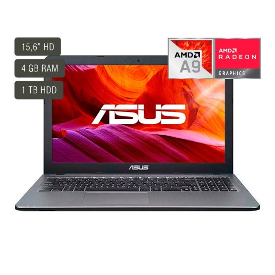 """Notebook Asus X540BA-GQ154T/ 15,6""""/AMD/ 4Gb/ 1Tb 1"""
