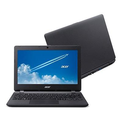 """Notebook Acer Travelmate B116-M-P6JK/ 11,6""""/ N3700/ 4Gb/ 128Gb/ REFAA 1"""