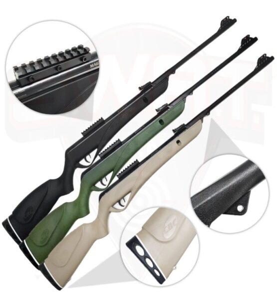 Carabina Magtech Nitro Piston Jade Pro N2 CAL. 5,5 - 1000 Pies X Seg 2