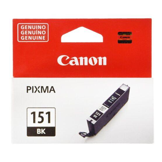 Cartucho de Tinta Canon CLI-151 Negro 7Ml 1