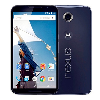"""Celular Motorola Nexus 6 XT1103/ 5,96""""/ 3Gb/ 32Gb 2"""