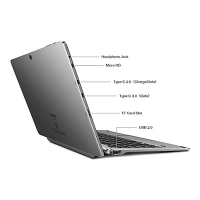 "Chuwi 2 EN 1: Tablet / Notebook HI10 X/ 10,1""/ Intel Celeron/ 6Gb/ 128Gb 3"