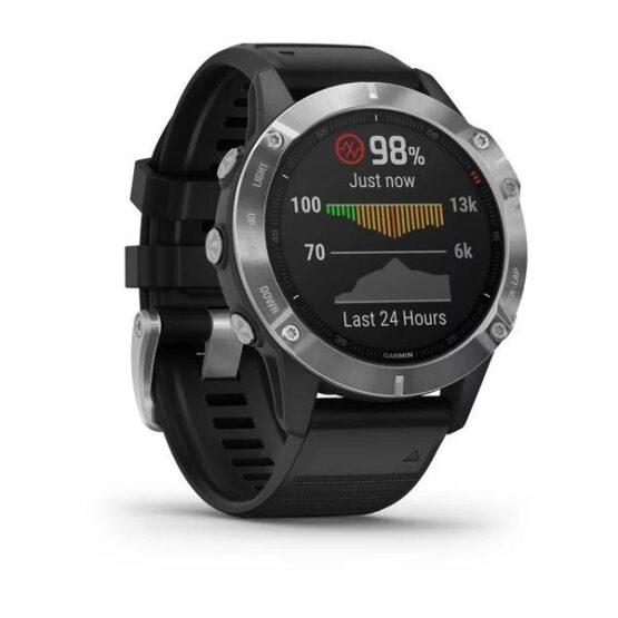 Reloj Garmin Fenix 6 Multideporte con Gps 2