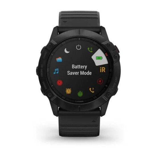Reloj Garmin Fenix 6x Pro Multideporte con Gps 4