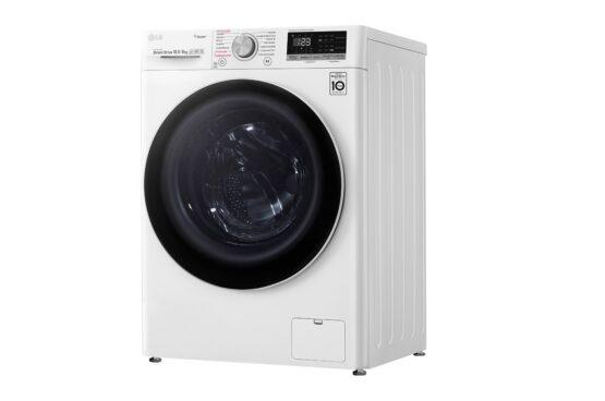 Lavasecarropas Frontal Lg 10,5Kg Color Blanco Modelo: WD10WVC4S6 1