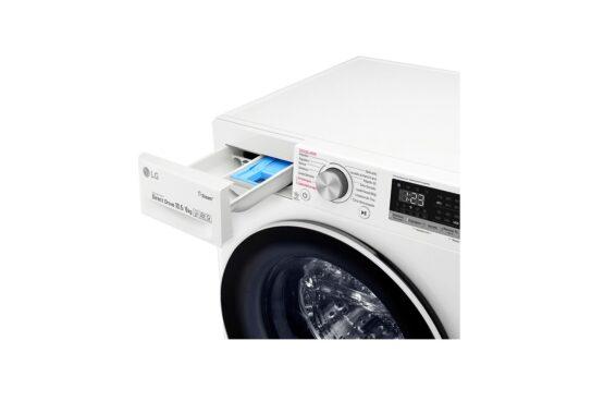 Lavasecarropas Frontal Lg 10,5Kg Color Blanco Modelo: WD10WVC4S6 3