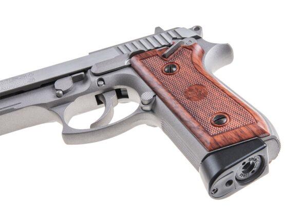 Pistola de Aire Cybergun Swiss Arms SA92 Blow Back 4,5 mm Metal 3