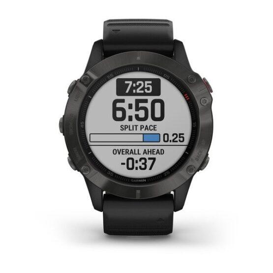 Reloj Garmin Fenix 6 Zafiro Multideporte con Gps 1