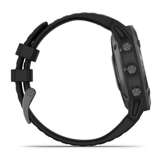Reloj Garmin Fenix 6 Zafiro Multideporte con Gps 3