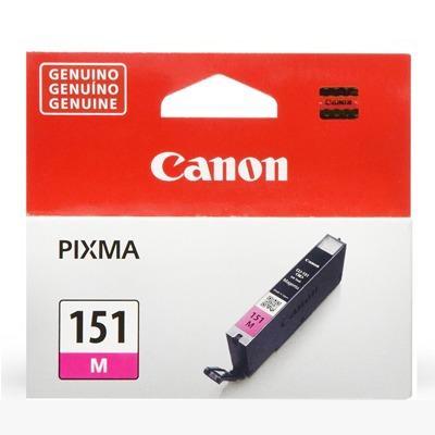 Cartucho de Tinta Canon CLI-151 Color Magenta 7 Ml 1