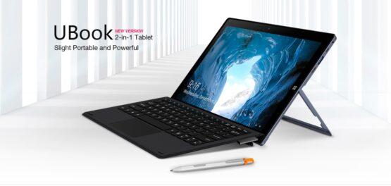 "2 en 1 Tablet/ Notebook Chuwi Ubook/ 11,6""/ Intel Celeron/ 8Gb/ 256Gb 7"