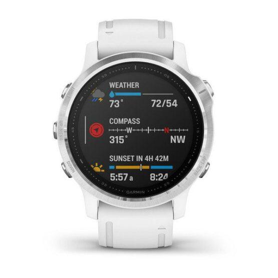 Reloj Garmin Fenix 6S Multideporte con GPS 2
