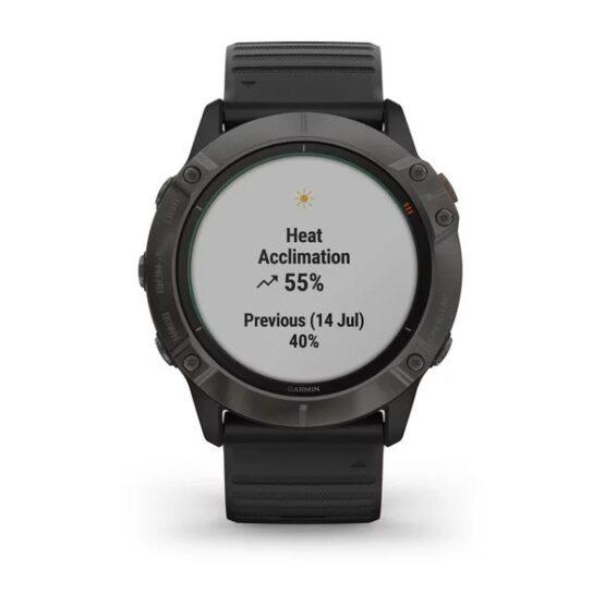 Reloj Garmin Fenix 6X Pro Solar 2