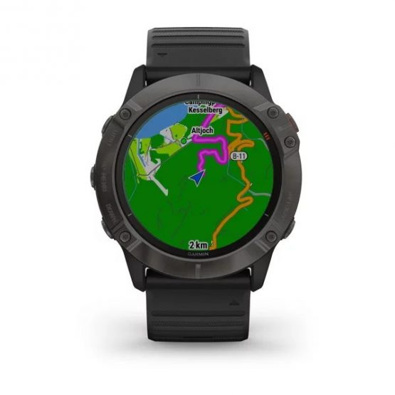 Reloj Garmin Fenix 6X Pro Solar 4