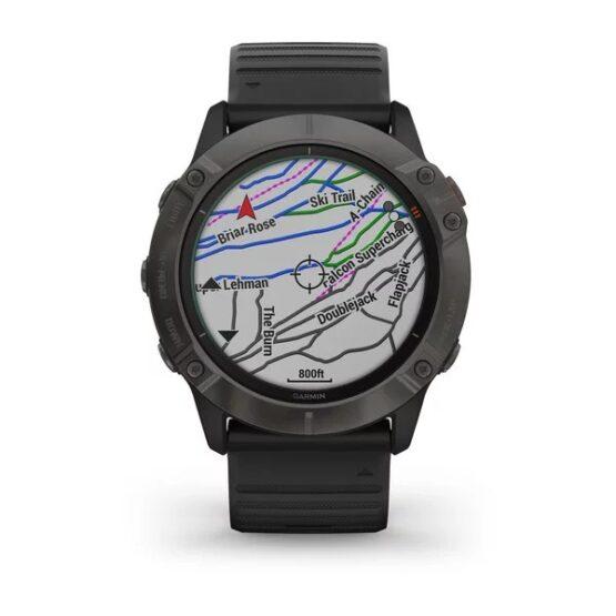 Reloj Garmin Fenix 6X Pro Solar 5