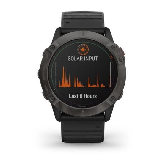 Reloj Garmin Fenix 6X Pro Solar 1