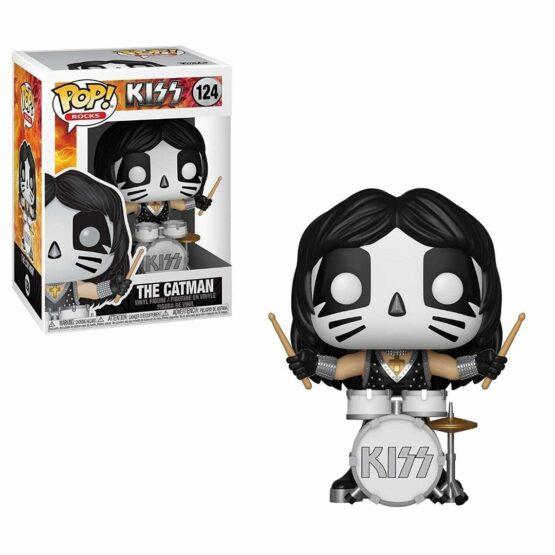 Funko Pop Rocks Kiss Catman Figura Coleccionable 2