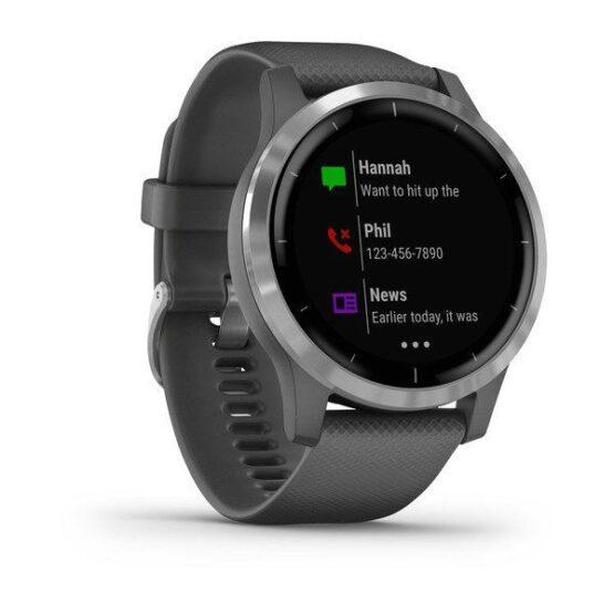 Reloj Inteligente Garmin Vivoactive 4 con Gps 1