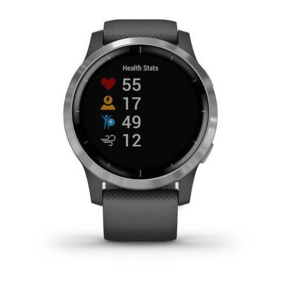 Reloj Inteligente Garmin Vivoactive 4 con Gps 3