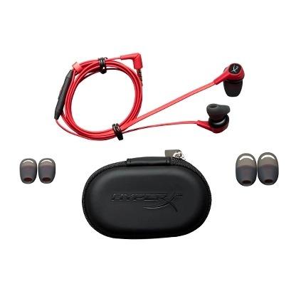 Auriculares con Microfono HyperX HX-HSCEB-RD Earbuds 7