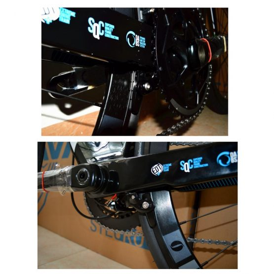 Bicicleta Java de Carreras Scia 3
