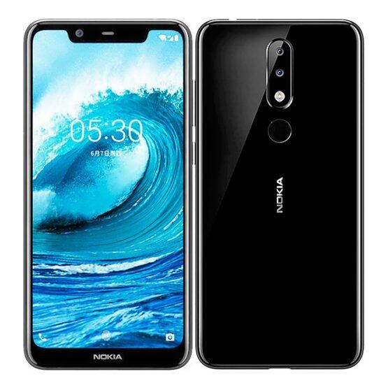 "Celular Nokia Smartphone 5.1 Plus/ 5.86""/ 3Gb / 32Gb 2"
