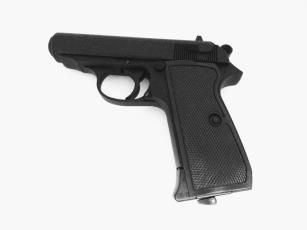 Pistola Apolo FS1103B 380 Blowback cal.4.5mm Black 3