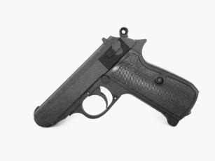 Pistola Apolo FS1103B 380 Blowback cal.4.5mm Black 4
