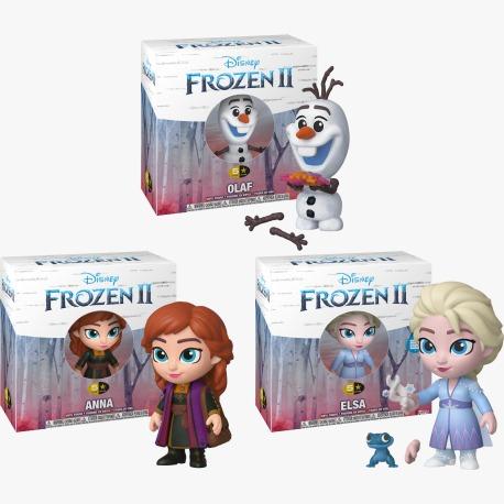 Figuras Coleccionables Funko 5 Star Disney Frozen 2 3
