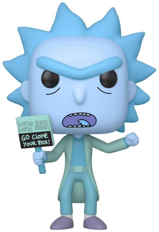 Funko Pop Rick and Morty Figuras Coleccionables 3