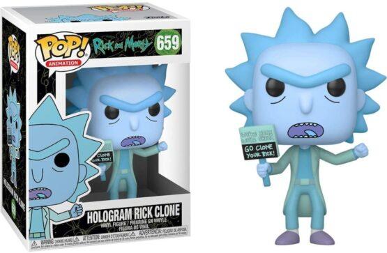 Funko Pop Rick and Morty Figuras Coleccionables 1