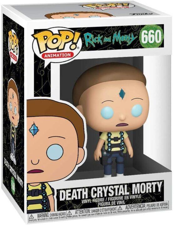 Funko Pop Rick and Morty Figuras Coleccionables 4