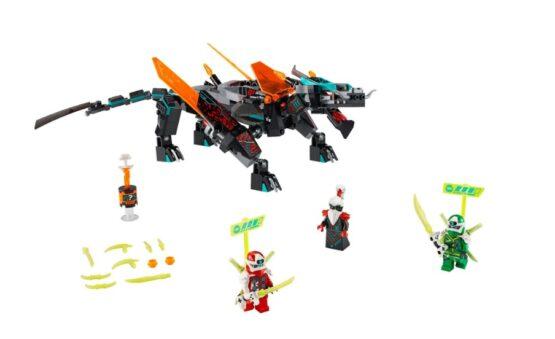 Imperio Dragon Lego® Ninjago® 4