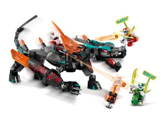 Imperio Dragon Lego® Ninjago® 3