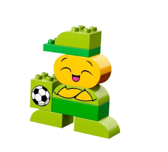 Mis Primeras Emociones de Lego® Duplo® 28 Piezas 4