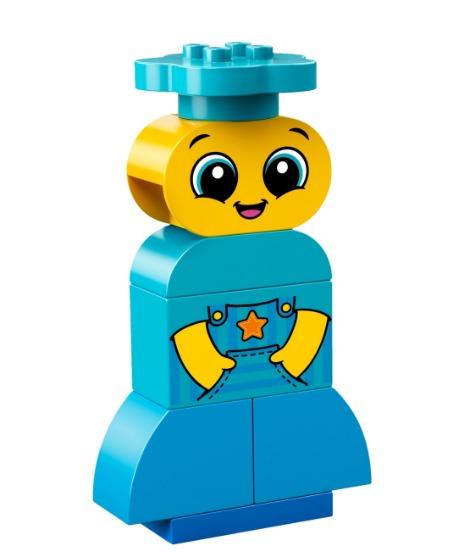 Mis Primeras Emociones de Lego® Duplo® 28 Piezas 7