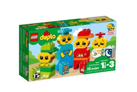 Mis Primeras Emociones de Lego® Duplo® 28 Piezas 8