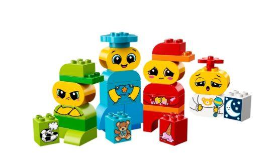 Mis Primeras Emociones de Lego® Duplo® 28 Piezas 1