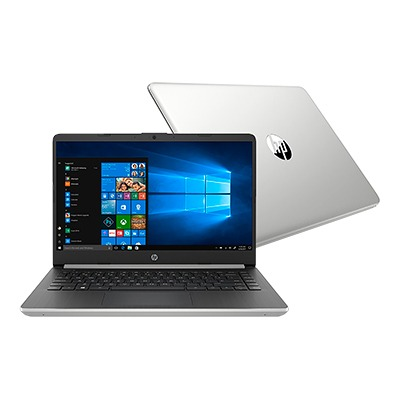 """Notebook HP 14-DQ0635CL/ 14""""/ I3/ 4Gb/ 128Gb/ REFAA 1"""