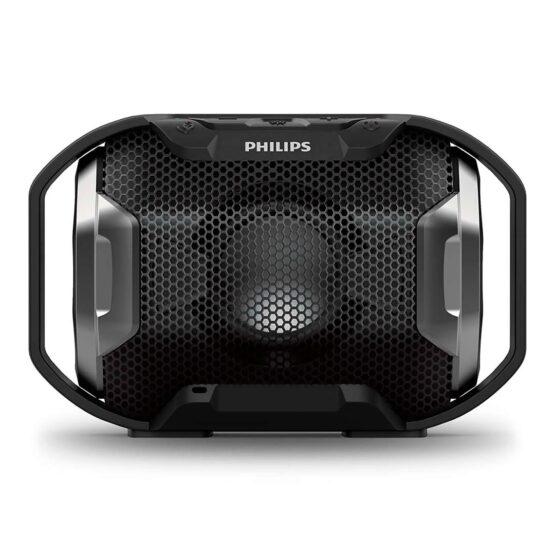 Parlante Portatil Philips SHOQBOX SB300B/00 1