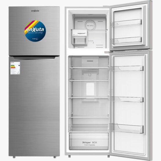 Refrigerador Enxuta Frio Seco 255 Litros Inox 1