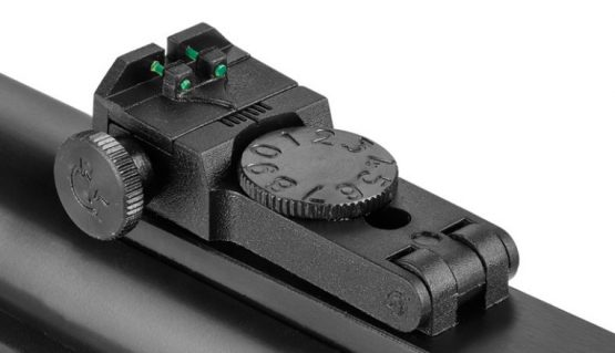 Rifle de Aire Hatsan Mod 95 (5,5 cal) Nitropiston 1000 FPS 2
