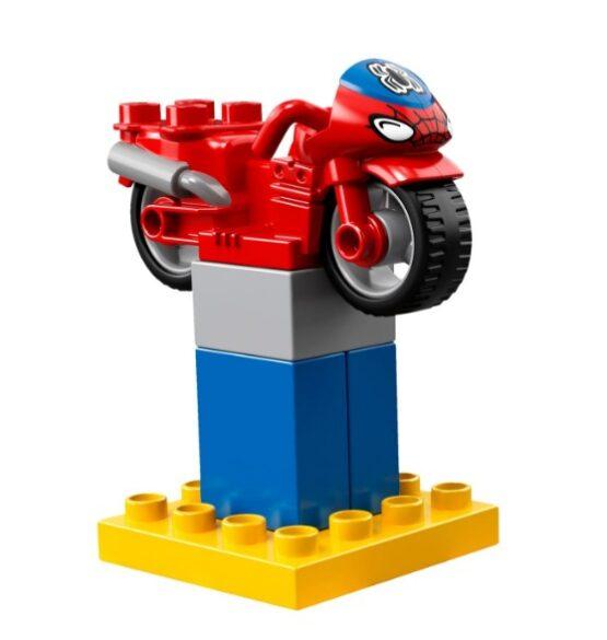 Spiderman y Hulk Pequeñas Aventuras Lego® Duplo® 38 Piezas 3
