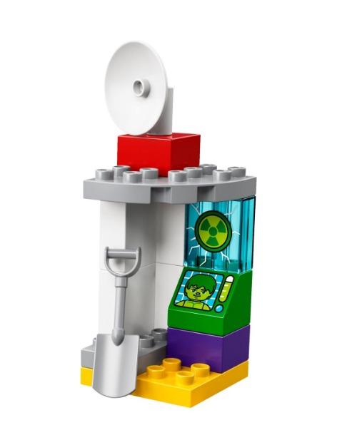 Spiderman y Hulk Pequeñas Aventuras Lego® Duplo® 38 Piezas 4