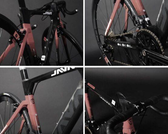 Bicicleta Java de Ruta Suprema Tamaño 520mm 4