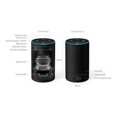Parlante Inteligente Amazon Echo (2da Generacion) 4